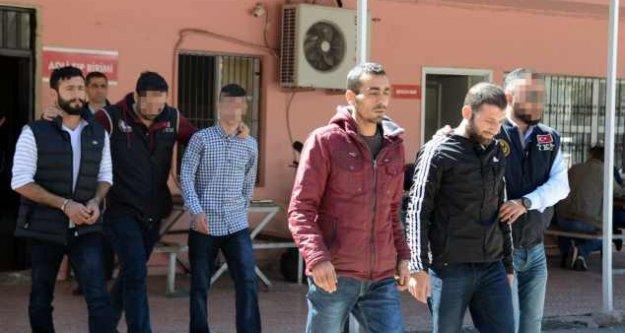Adana polisine bombalı tuzak kuran teröristler yakalandı