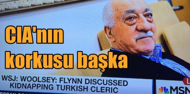 Eski CIA direktöründen FETÖ iddiası