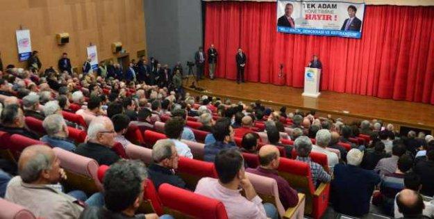Halaçoğlu; HDP'lileri Hayır oyu kullanırken görmedik