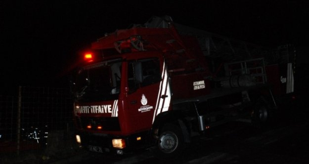 İstanbul'da yangın fciası 1 ölü