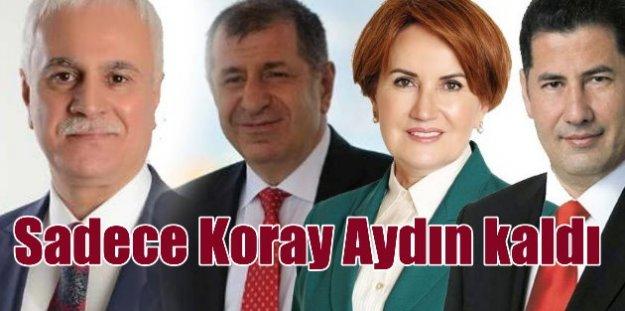 MHP 'Hayırcı' milletvekillerini ihraç etti