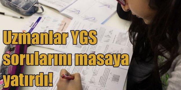 YGS 2017: Matematik sorularına süre yetmedi