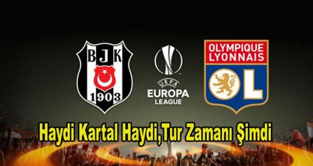 Beşiktaş nasıl tur atlar
