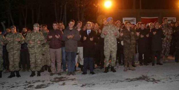 Çukurca'dan acı haber; İzmir'e şehit ateşi düştü