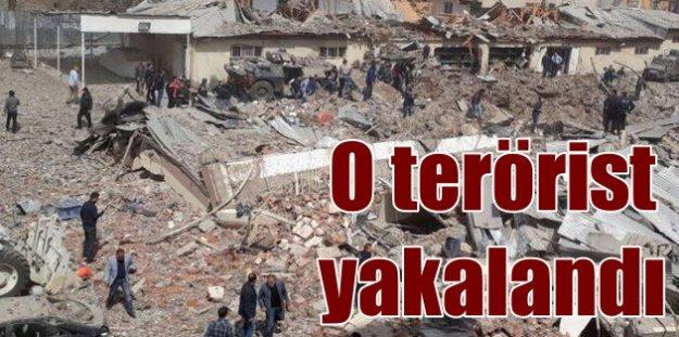 Diyarbakır tünelcisi PKK'lı katil yakalandı