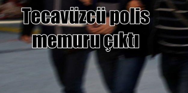 Polis memuru şantajla evli kadına tecavüz etti