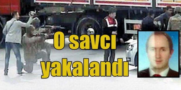 Son Dakika Haberleri, MİT TIR'ları savcısı İstanbul'da yakalandı