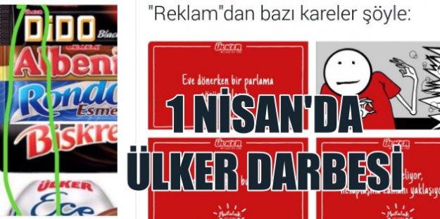 Ülker reklamı darbe mesajı mı verdi; Gece yarısı sosyal medya ayaklandı
