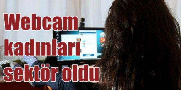 Webcam kadınlarının sayısı 20 bini geçti