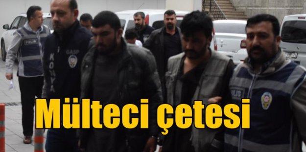 Afganistan'dan gelip, Konya'da adam kaçırdılar