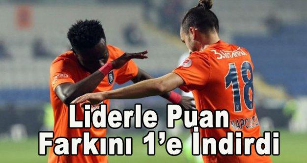 Antalyaspor 0-Medipol Başakşehir 1