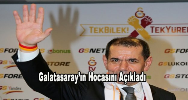 Başkan Galatasaray'ın yeni sezon hocasını açıkladı