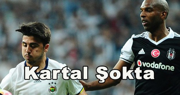 Beşiktaş 1-Fenerbahçe 1