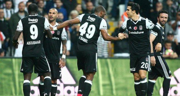 Beşiktaş 4- Kasımpaşa 1