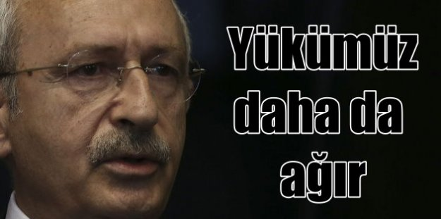 CHP'ye Kılıçdaroğlu'ndan çok önemli uyarılar; Eskisi gibi olmayacak