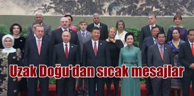 Çin'de kritik görüşme; Türkiye, Rusya Çin arasında yeni dönem