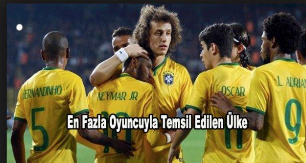 Dünya futboluna Brezilya damgasını vurdu