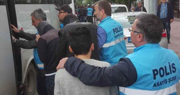 Eskort sitesinden fuhuş operasyonu; 14 ilde, 18 tutuklama