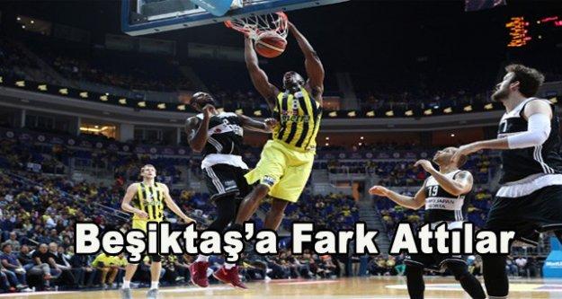 Fenerbahçe 93-Beşiktaş 76