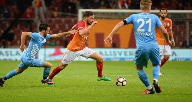 Galatasaray 2- Osmanlıspor 0