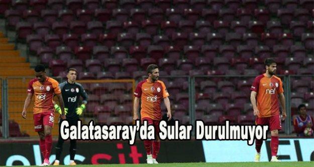 Galatasaray'da futbolcuların Tudor tepkisi