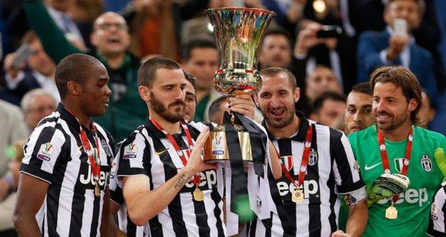 İtalya kupasını Juventus kazandı