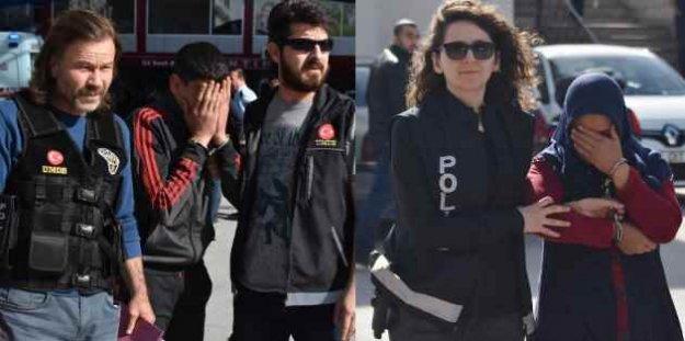 Konya'da uyuşturucu operasyonu; 7 tutuklama