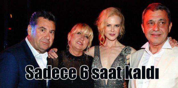 Nicole Kidman, Bodrum tatilini iptal etti