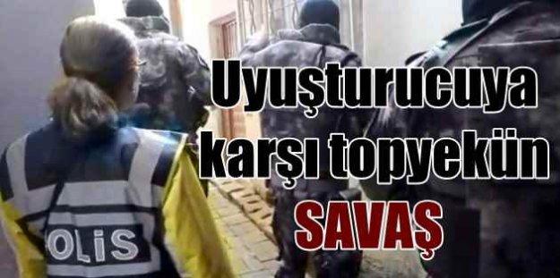 Polis, Türkiye genelinde sokak satıcılarını aradı