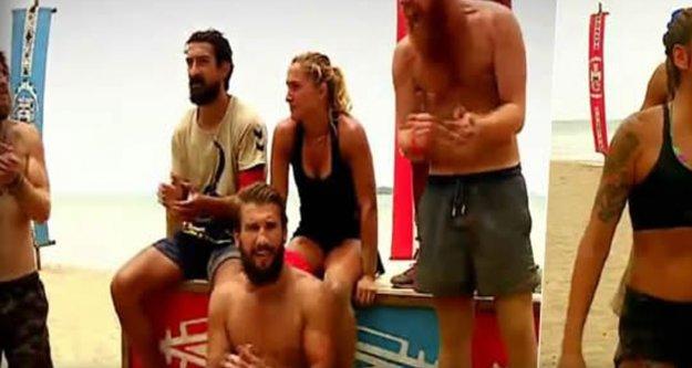 Survivor'da ilk tur Türkiye'nin