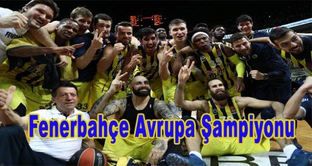 Tebrikler Fenerbahçe,Fenerbahçe Erklek Basketbol Takımımız tarih yazdı.