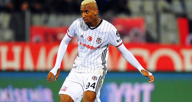 Beşiktaş'a kötü haber;Talisca Manu ile anlaitı