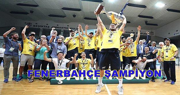 Fenerbahçe şampiyon,Beşiktaş Sompo Japan 94-Fenerbahçe 98