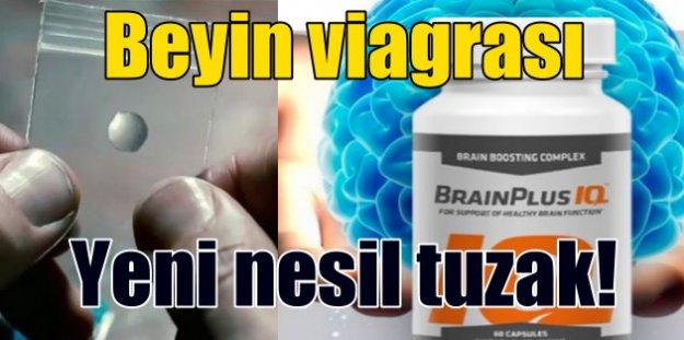 Beyin viagrası ile dolandırıyorlar: Bu tezgaha sakın düşmeyin