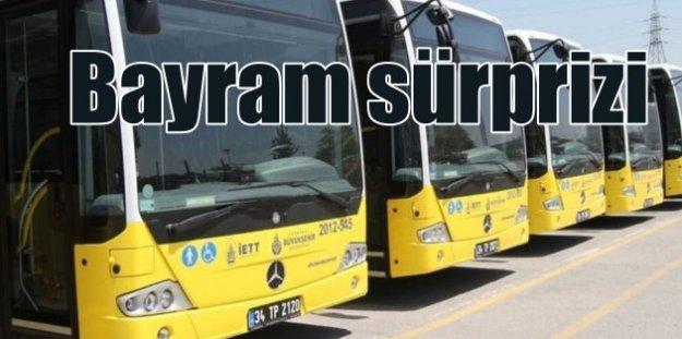 İstanbul'da bayram süresince ulaşım yüzde 50 indirimli