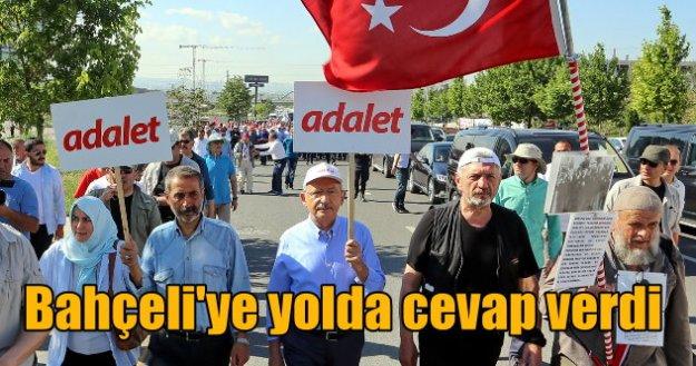 Kılıçdaroğlu; Bahçeli'nin de adalete ihtiyacı olacak