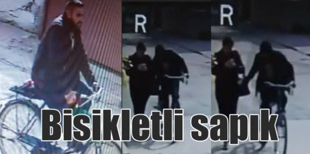Konya'da bisikletli sapık alarmı; Polis o tacizciyi yakaladı