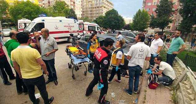 Konya'da iki grup arasında silahlı kavga, 1 ölü 5 yaralı var