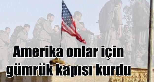 Made In USA; Sam Amcaları PKK'lı katillere gümrük kapısı kurdu