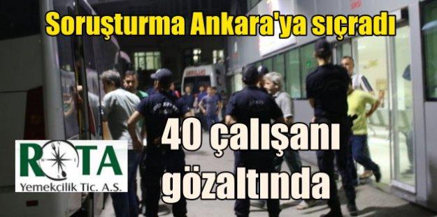 Manisa soruşturmasında gözaltı sayısı 40'a ulaştı