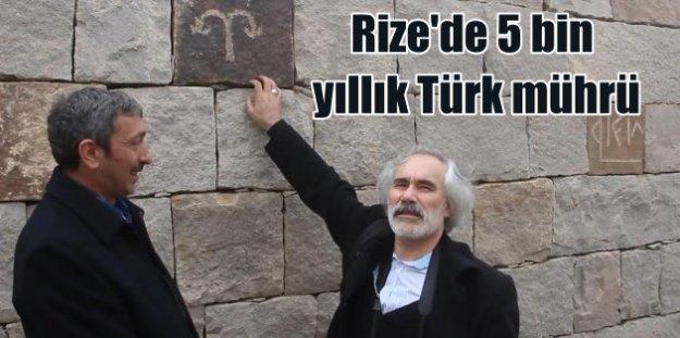 Rize yaylalarında 5 bin yıllık Türk izleri