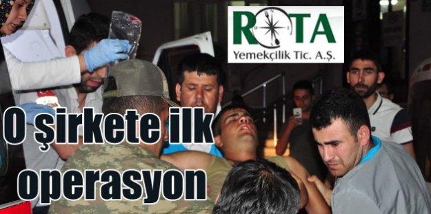 Rota Yemekçilik'e operasyon: Askerleri zehirleyen şirketin 19 çalışanı gözaltında