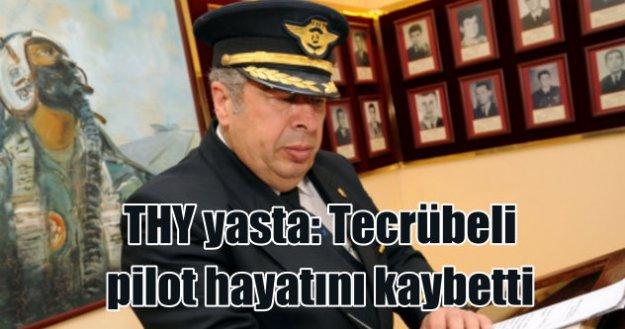 THY pilotu havalimanında kalp krizinden hayatını kaybetti