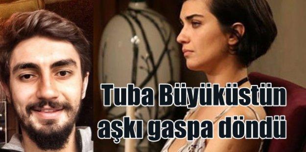Tuba Büyüküstün'ün yeni sevgilisi ile fotoğrafları olay oldu