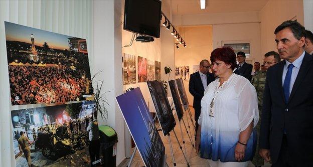 15 Temmuz şehitleri Prizren'de anıldı