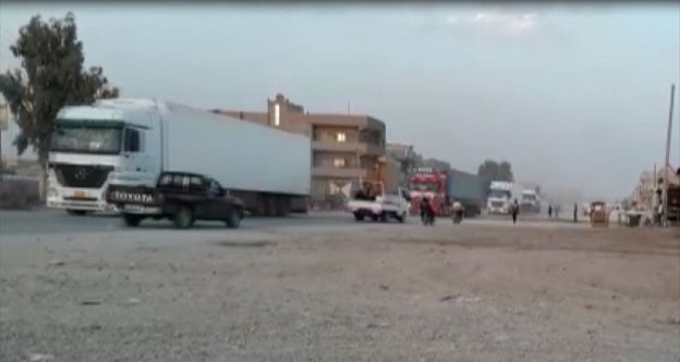 ABD'den PKK/PYD'ye askeri sevkiyat sürüyor