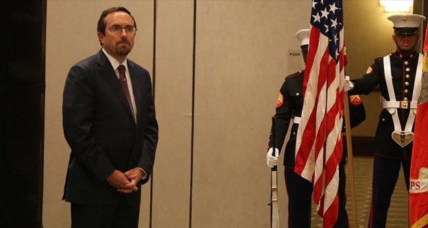 ABD'nin Ankara Büyükelçisi Bass: Türk vatandaşları büyük bedeller ödeyerek demokrasiyi savundu'