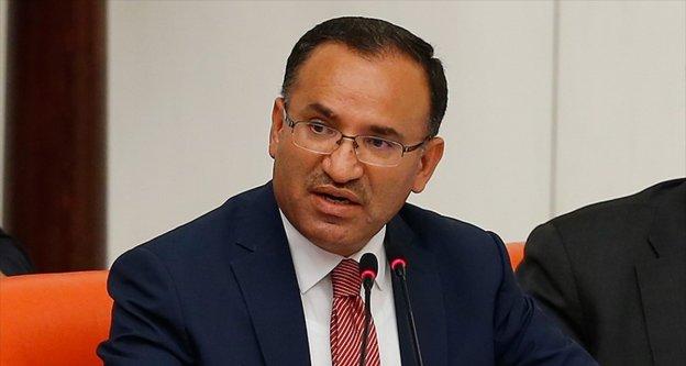 Adalet Bakanı Bozdağ: Adalet görevlilerine karşı adaletsizlik, haksızlık var