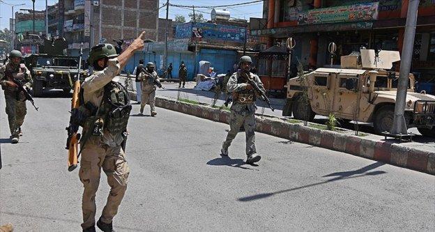 Afganistan'da 14 DEAŞ üyesi öldürüldü