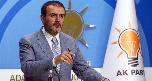 AK Parti Genel Başkan Yardımcısı Ünal: Kılıçdaroğlu isyanı teşvik etmektedir